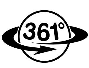 Logo Vagamundo 361°