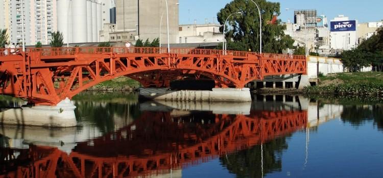Brücke Pueyreddon Viejo Barracas
