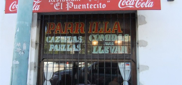 Restaurant El Puentecito in Barracas
