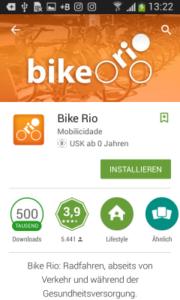 fahrrad rio