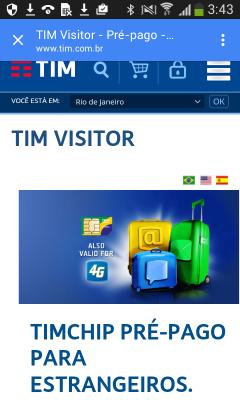 tim visitor prepaid vagamundo361
