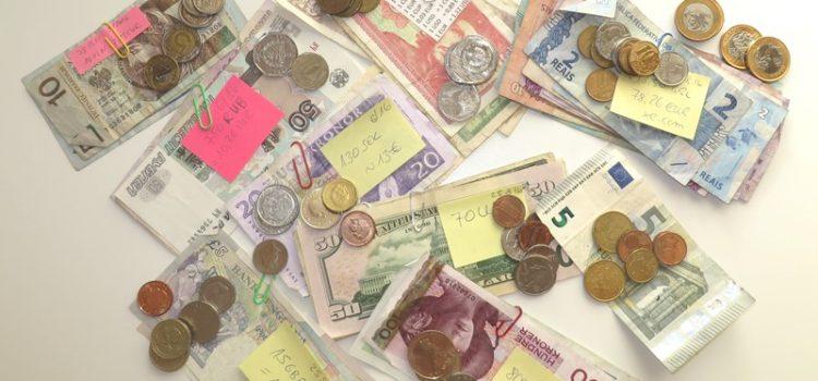 Währungen 2016 vagamundo361
