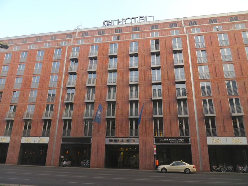 Hotel NH Mitte Berlin
