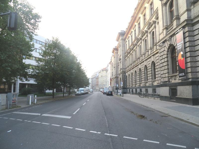 Hotel NH Mitte Berlin Umgebung