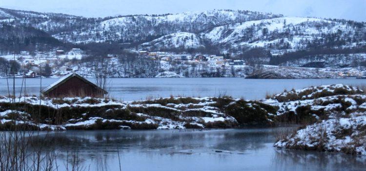 Gezeitenstrudel Saltstraumen (Bodø)