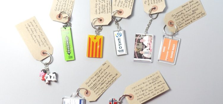 key ring vagamundo361