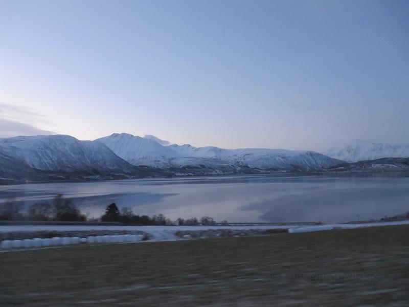 Vesteralen Landschaft Vagamundo 361°