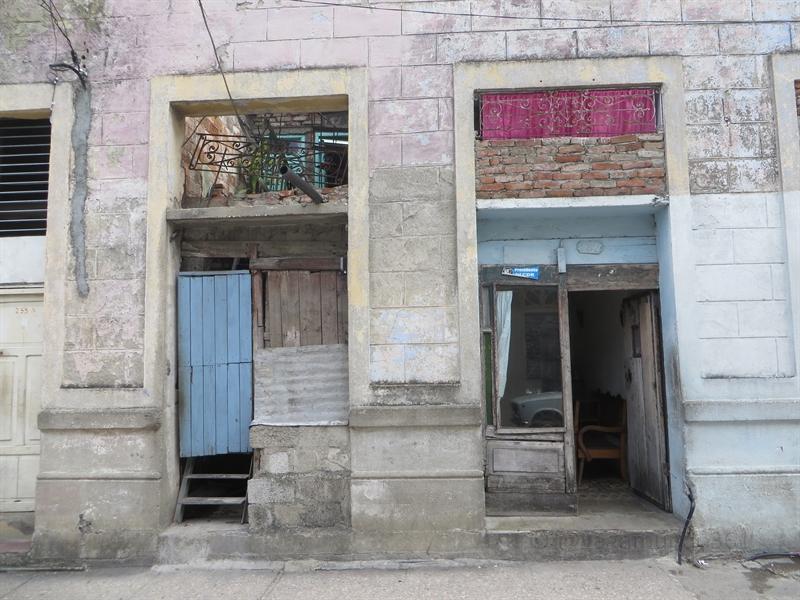 kuba fassade trinidad