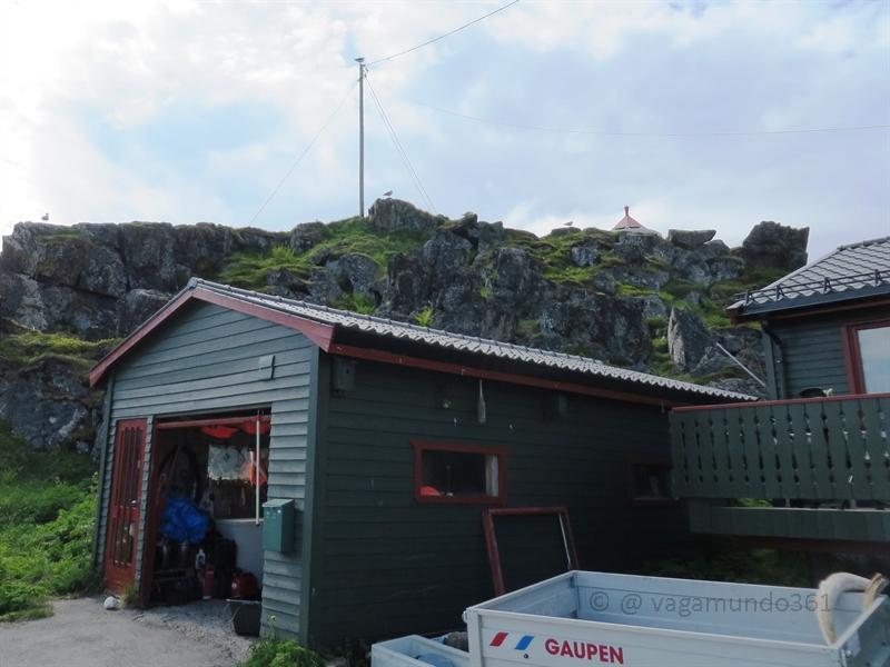 Haus in Kamøyvær