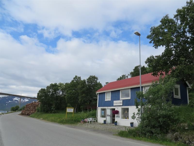 Haus in Risöyhamn