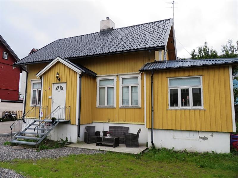 Haus in Sortland