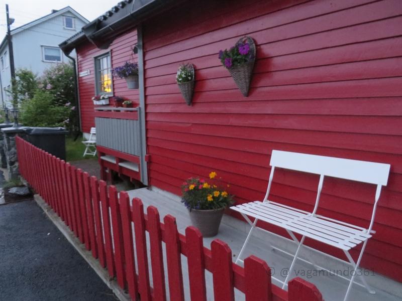 Haus in Kirkenes