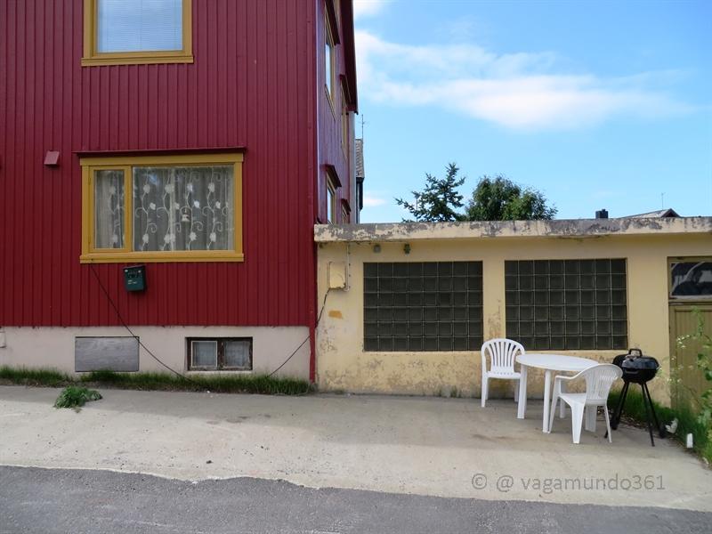 Grillen in Hammerfest