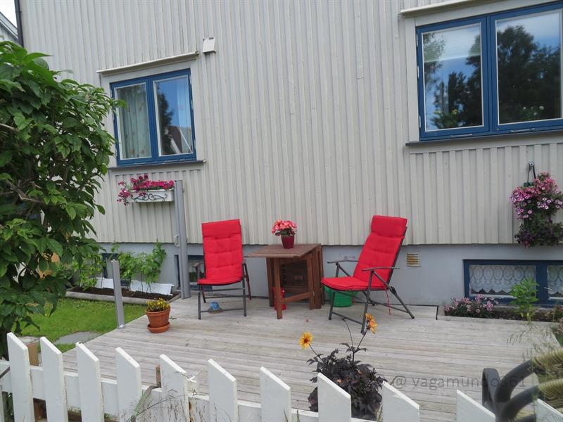 Terrasse in Hammerfest