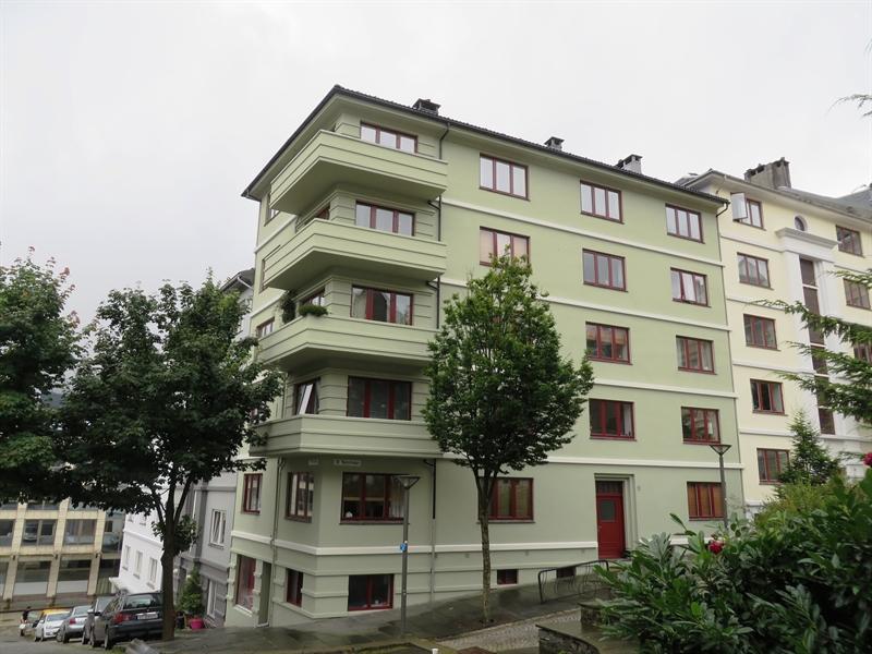 Haus in Bergen, Altbau