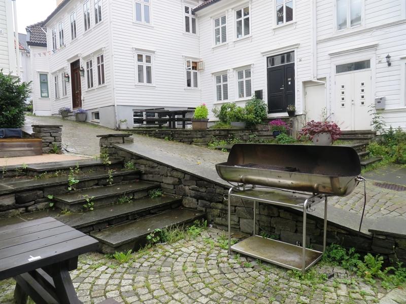 Grillen in Bergen