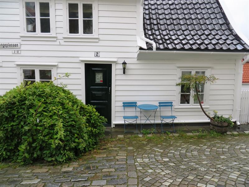 Haus in Bergen
