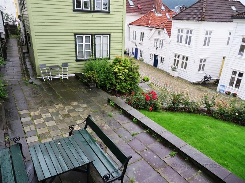 Stühle in Bergen