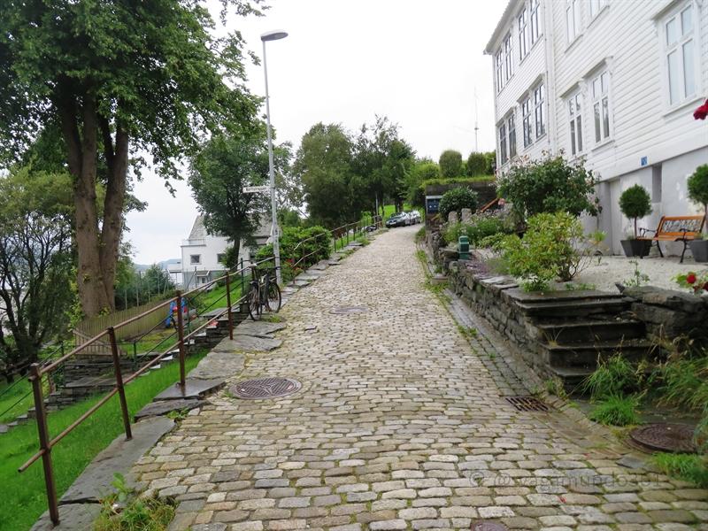 Nordnes in Bergen