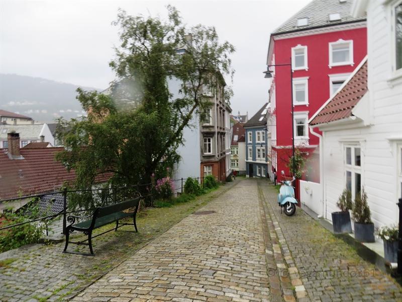 Kopfstein in Bergen