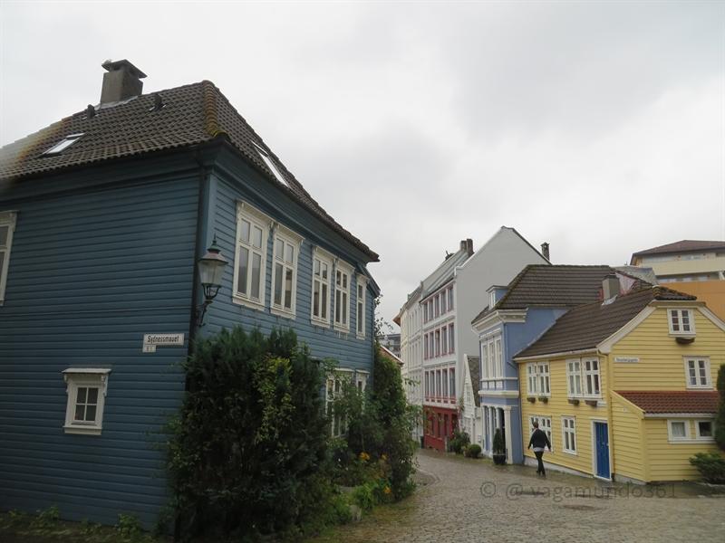 Haus in Nordnes Bergen