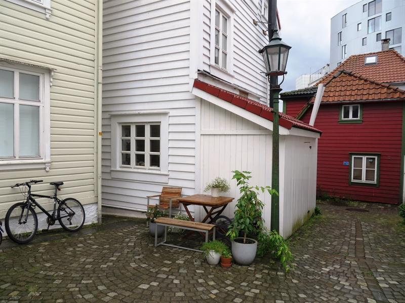Holzhaus in Bergen